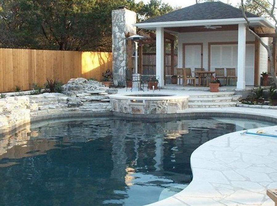 Boerne pool remodeling